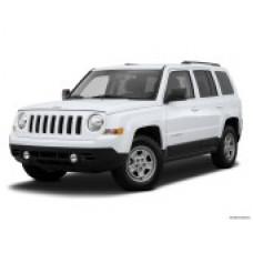 Коврики eva Jeep Liberty (Patriot) MK (2007 - ...)