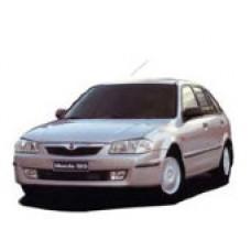 Съемная тонировка на Mazda 323 VI (BJ) (1998 - 2003)