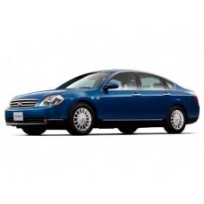 Коврики eva Nissan Teana I (J31) Левый руль (2003 - 2008)