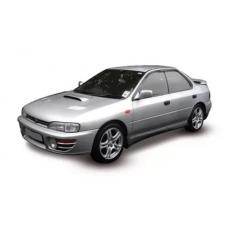 Коврики eva Subaru Impreza I (1992 - 2000)