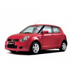 Съемная тонировка на Suzuki Swift II (2004 - 2010)
