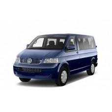 Коврики eva Volkswagen Multivan T5 (2003 - 2009) Два передних коврика