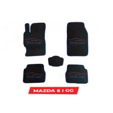 Автомобильные коврики Mazda 6 GG