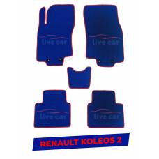 Ева коврики Renault Koleos 2