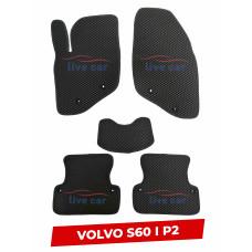 Коврики eva Volvo S60 I (2000 - 2009)